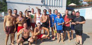 II Turniej siatkówki Plażowej LATO 2019