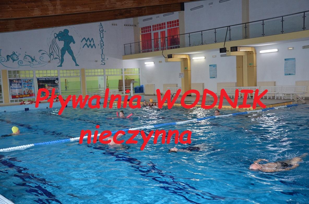 Pływalnia Wodnik nieczynna